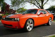 2009 Dodge Challenger SRT8 SE